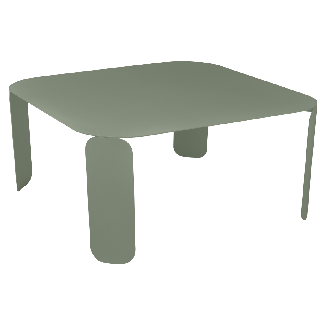 FERMOB Bebop Square Low Table (2 sizes)