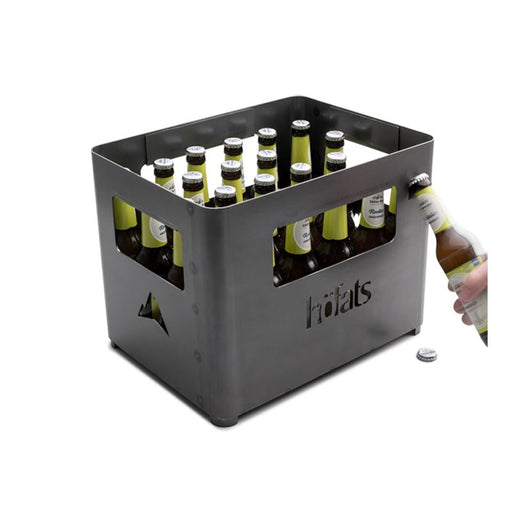 Hofats BEER BOX - Fire Basket - Barbecue - Stool