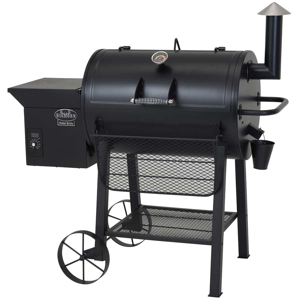 Big Horn Pellet Grill Barbecue