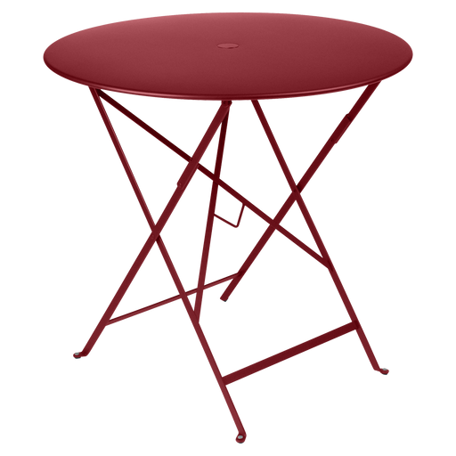 FERMOB Bistro Round 2-8 Seater Folding Table (4 Sizes)