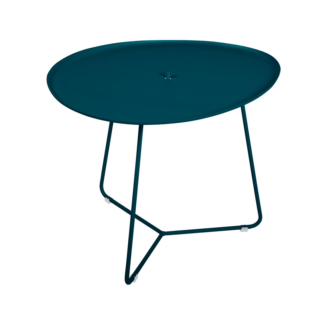 FERMOB Cocotte Low Table with Removable Top