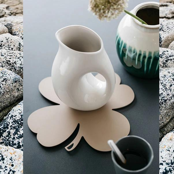 FERMOB Four-Leaf Clover Table Decoration