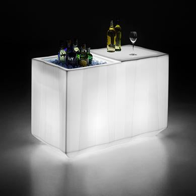 Hire Frozen LED Catering Counter