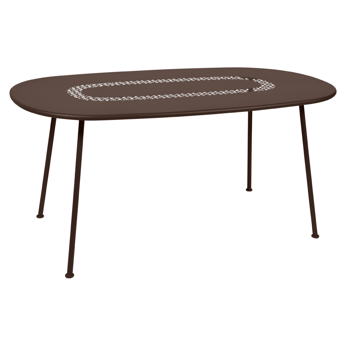 FERMOB Lorette Oval 6-8 Seater Table
