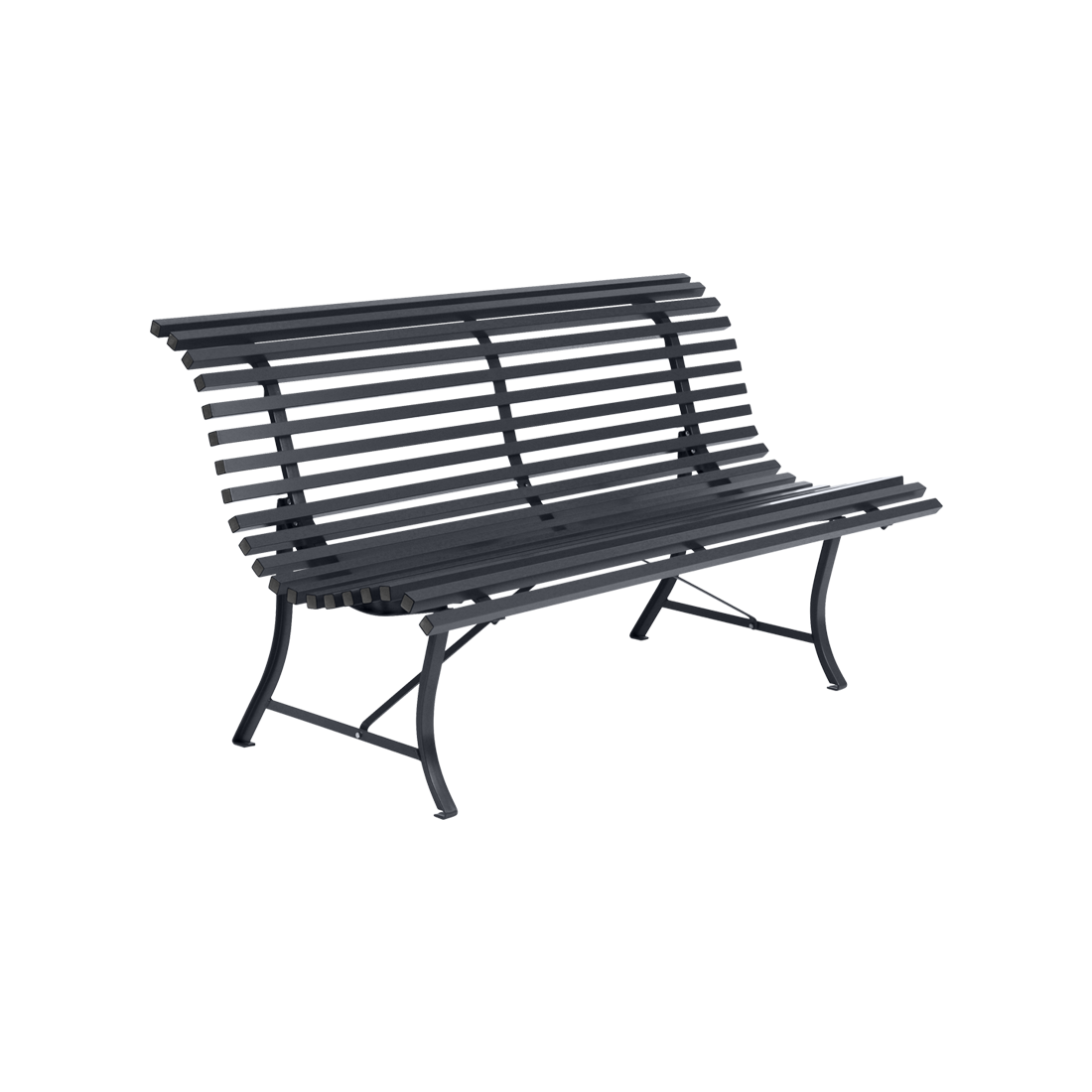 FERMOB Louisiane 3-4 Seater Garden Bench (2 Sizes)