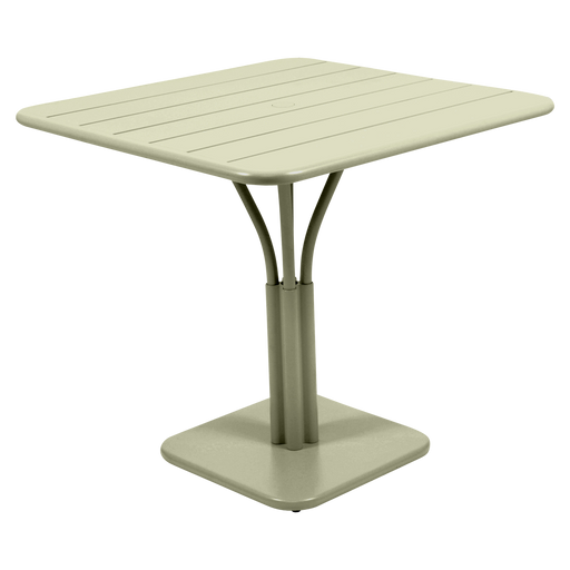 FERMOB Luxembourg Pedestal Table 80x80 cm