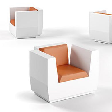 PLUST Big Cut Armchair