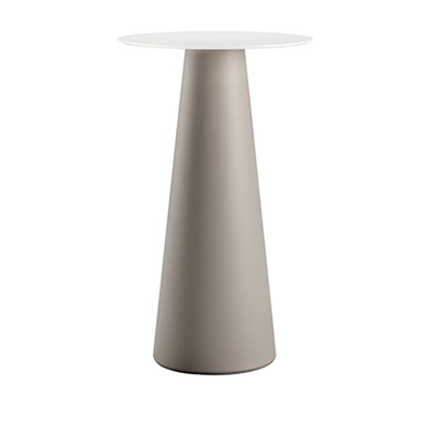 PLUST Fura Round Bar Table