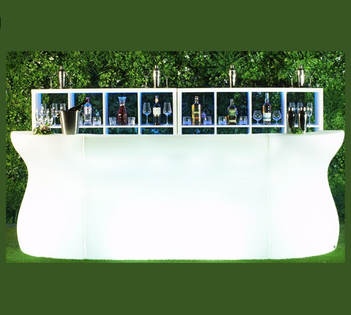 Hire Bartolomeo LED Bar Configuration 'U'