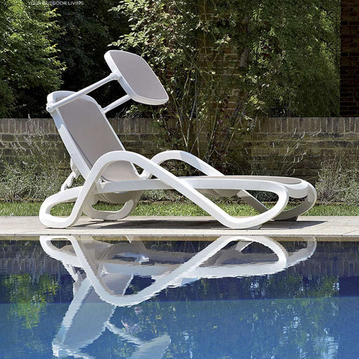 NARDI Alfa Sunlounger (Set of 2)