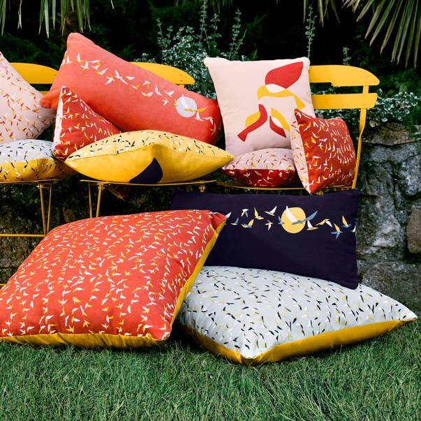 FERMOB Ava Cushions 35x70cm (Set of 2)