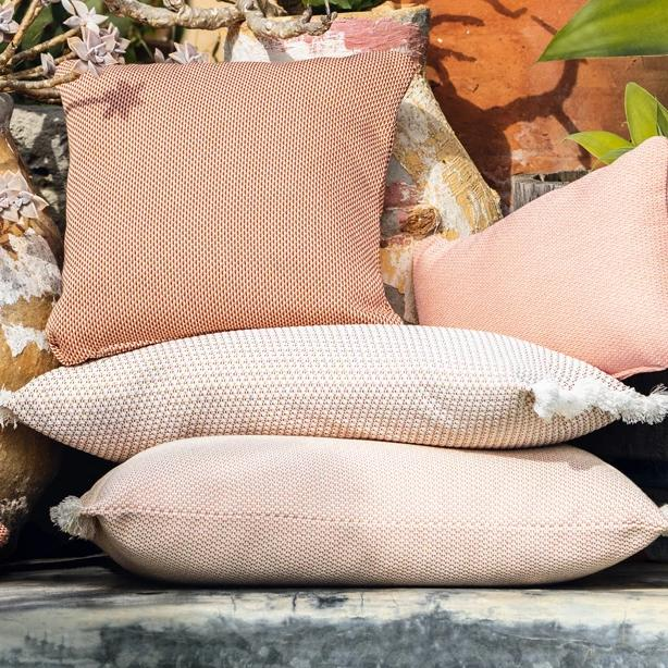 FERMOB Evasion Cushions 44x44cm (Set of 2)