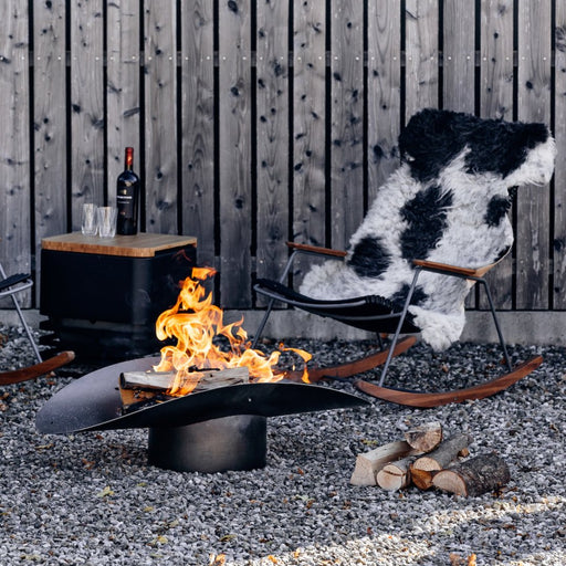 Hofats ELLIPSE Fire Bowl - Barbecue
