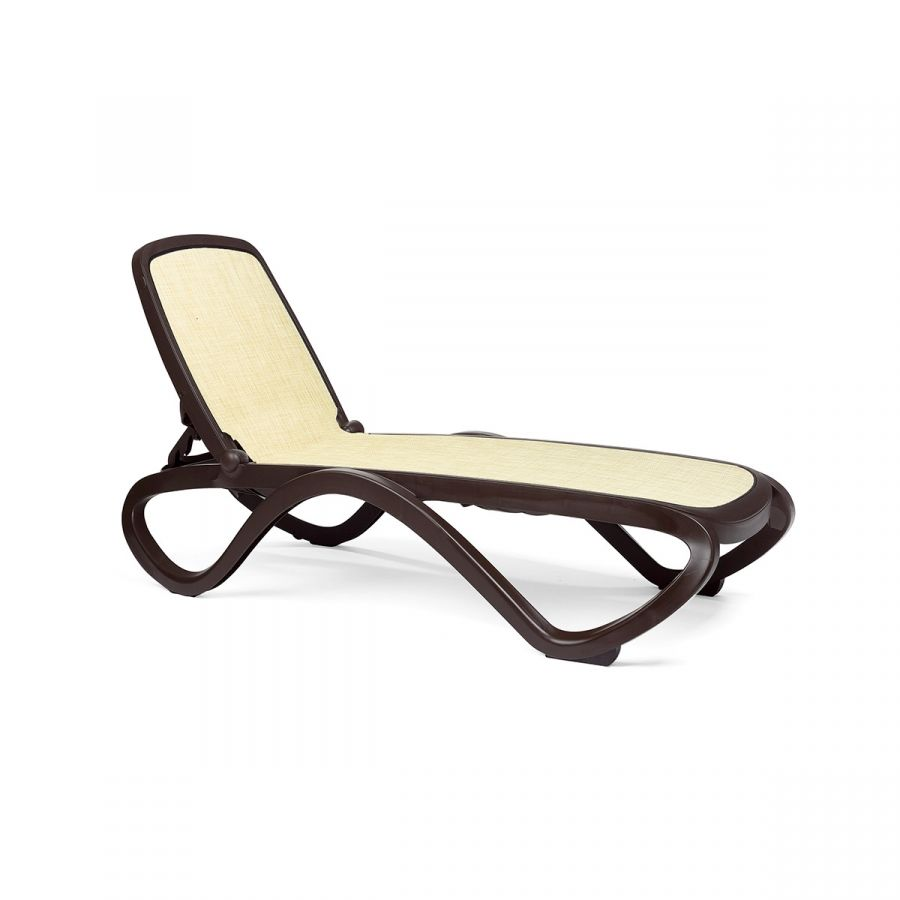 NARDI Omega Sunlounger (Set of 2)