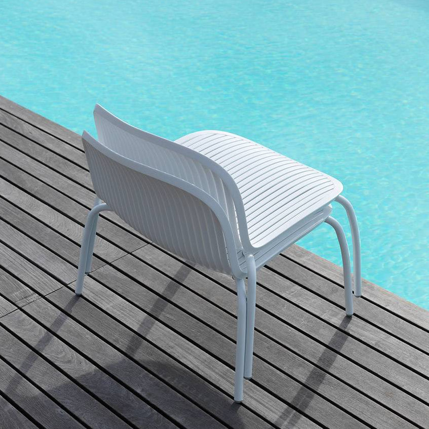 NARDI Ninfea Relax Wide Chair (Set of 2)
