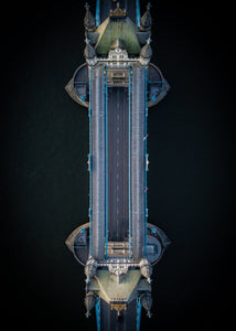 Tower Bridge From Above