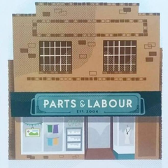 Jobs at Parts & Labour!