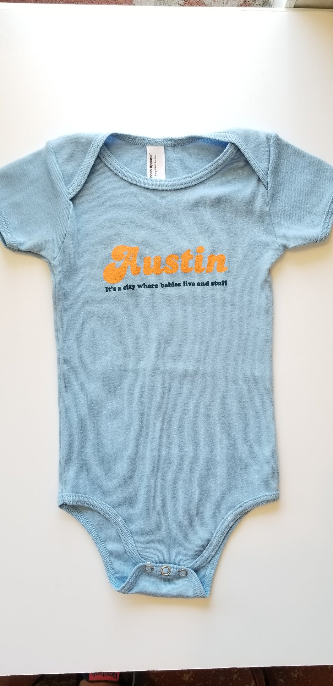 Austin- It's a City Where Babies Live and Stuff - Kids
