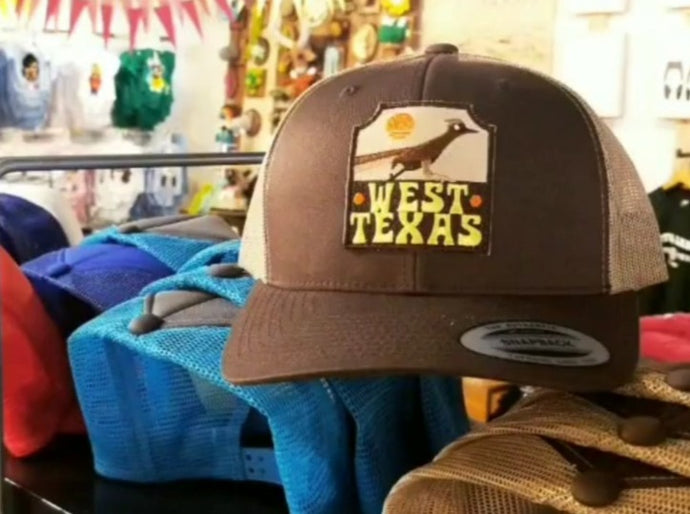 West Texas hat