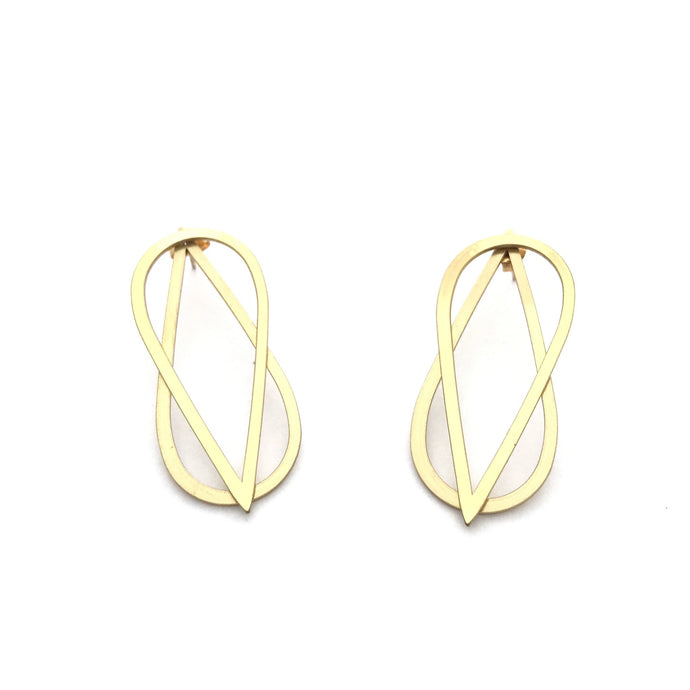 Infinity Jacket Earrings