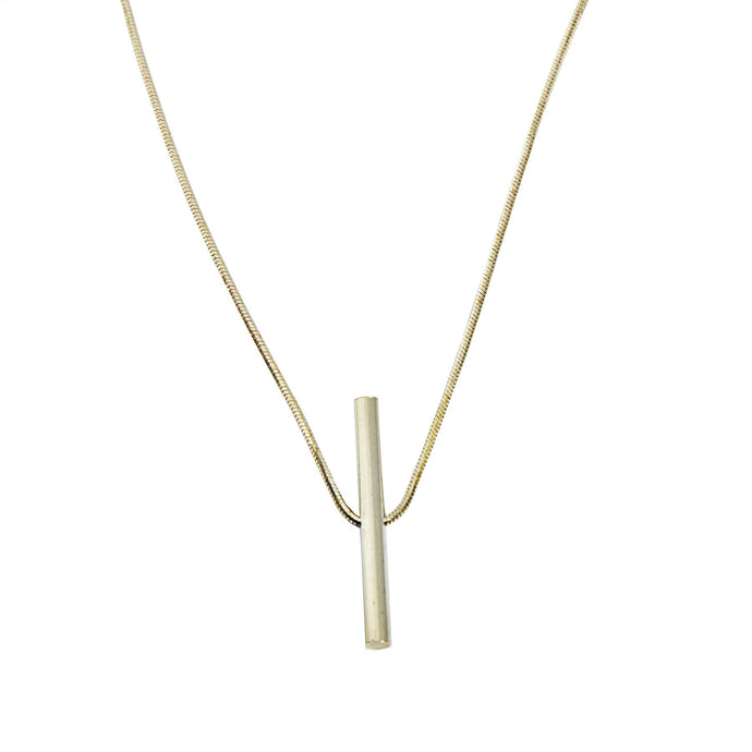 Bar Slider Necklace
