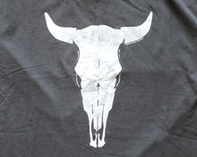 Load image into Gallery viewer, Cow Skull - Unisex Tee