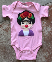 Load image into Gallery viewer, Frida Kahlo Onesie/Tee