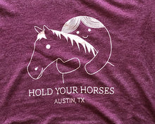 Load image into Gallery viewer, Hold Your Horses - Women's Tee