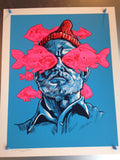 He Is The Zissou - Print