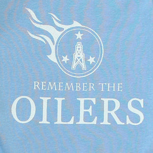 Remember The Oilers - Onesie