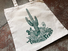 Load image into Gallery viewer, Austin Cactus Tote
