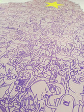 Load image into Gallery viewer, Lumpy Space Poster (Adventure Time) - Print