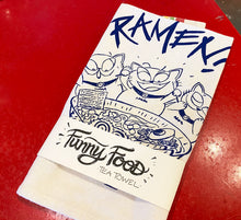Load image into Gallery viewer, Tea Towel - Ramen - Fisk and Fern