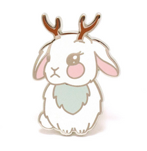 Load image into Gallery viewer, LuxCups - Jackalope Pin