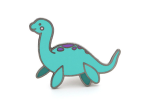 LuxCups - Loch Ness Pin