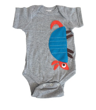 Load image into Gallery viewer, Armadillo Onesie/Tee