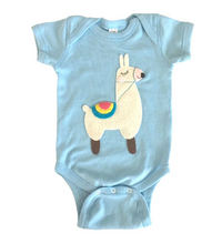 Load image into Gallery viewer, Llama Onesie/Tee