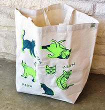 Load image into Gallery viewer, Cats Tote Bag