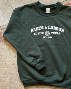Parts & Labour Unisex Sweatshirt