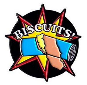 Biscuits - Enamel Pin