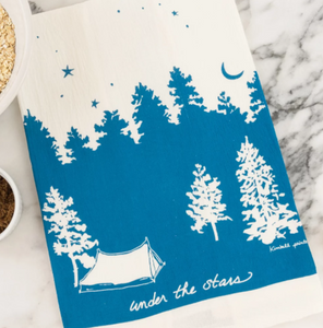 Tea Towel - Under the Stars - Kimball Prints
