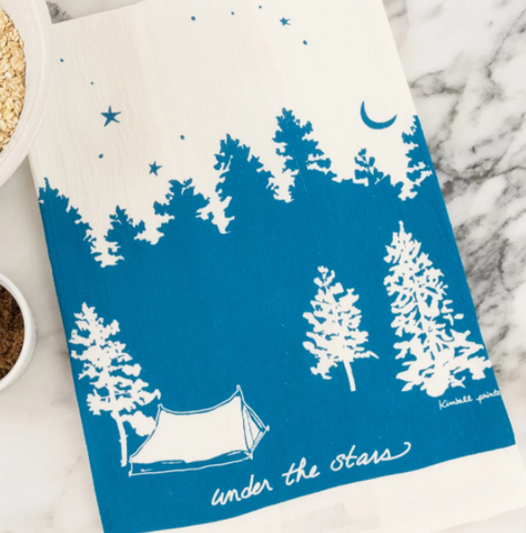 Tea Towel - Under the Stars