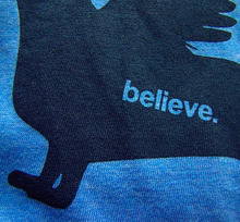 Load image into Gallery viewer, Believe - Women's Tee