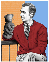 Load image into Gallery viewer, Be Back Next Time (Mister Rogers)