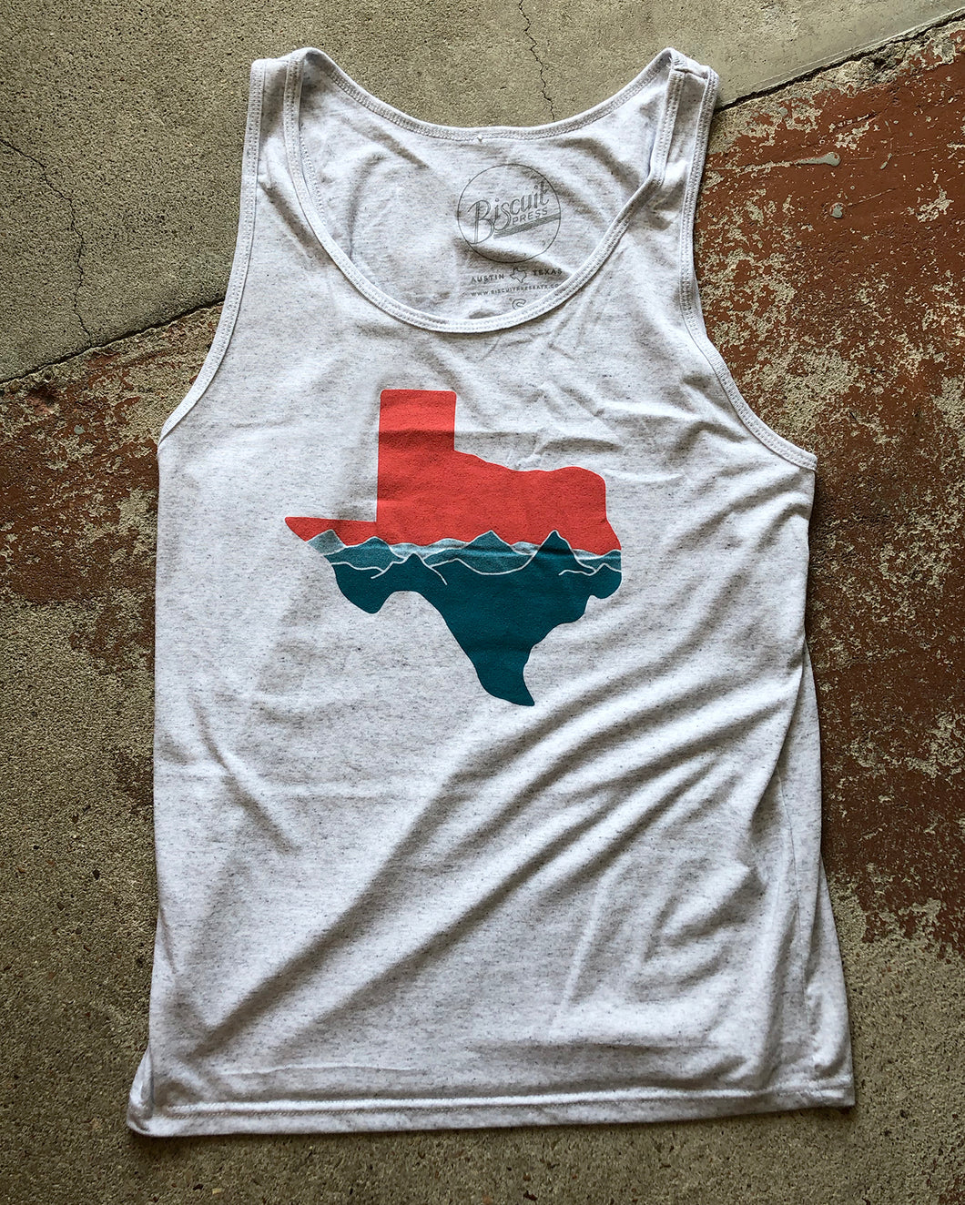 Texas Mountains - Unisex Tank