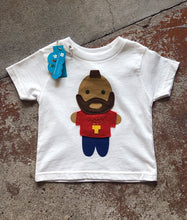 Load image into Gallery viewer, Mr. Tee Onesie/Tee