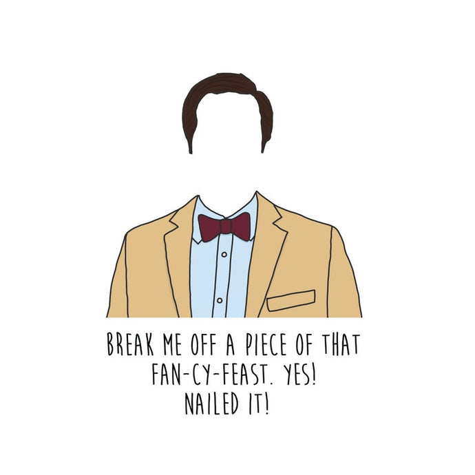 Andy (The Office) - Greeting Card