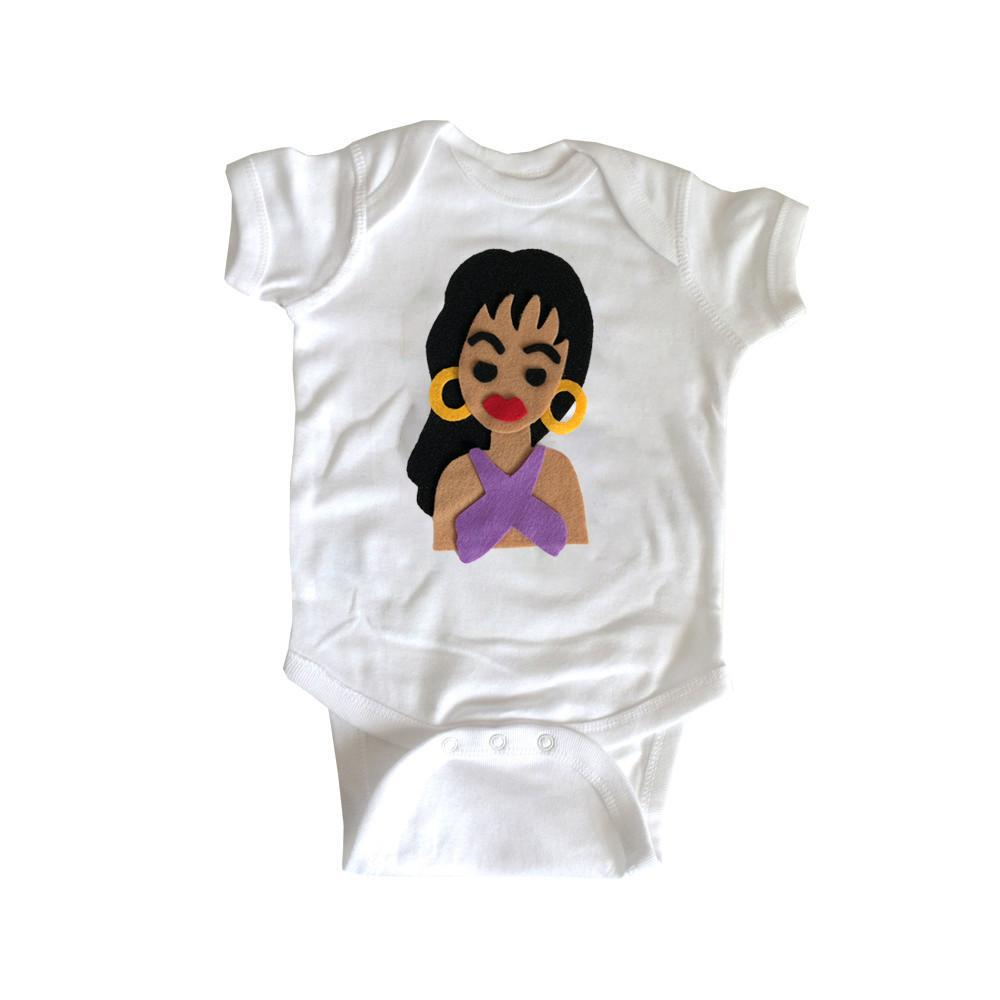 Queen of Tejano Music Onesie/Tee