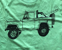 Load image into Gallery viewer, Bronco Surf Trip - Unisex Tee