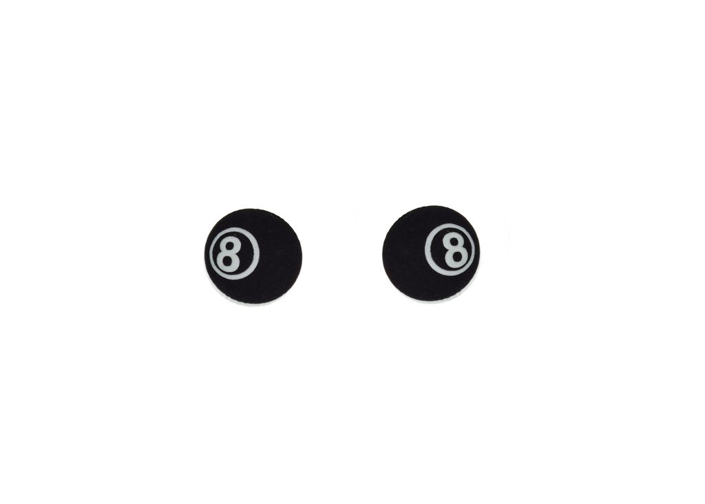 8-Ball Earrings